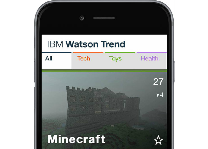 No-one ever got fired for buying IBM. Screen for IBM trends.