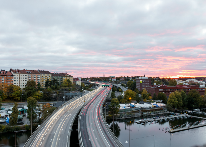 A new funding competition for infrastructure tech - the road going over the bridge