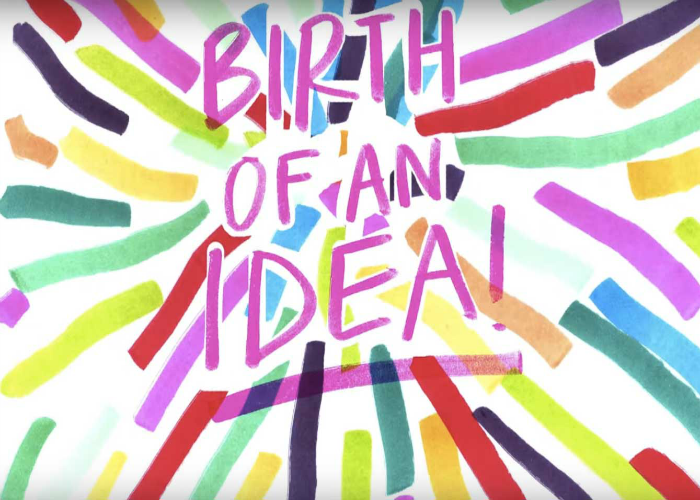 The 7 ingredients of creativity - Birth of an idea!