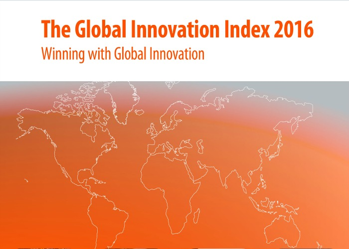 Th Global Innovation Index 2016