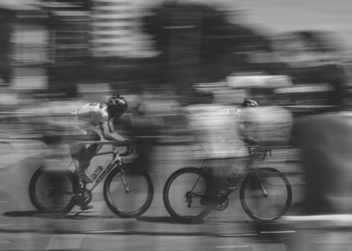 Cyclists - Simon Jones Team Sky Innovation Conversation