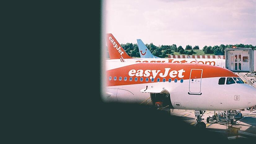 Easyjet disrupted the air travel market. Photo:  Elio Santos (Unsplash)