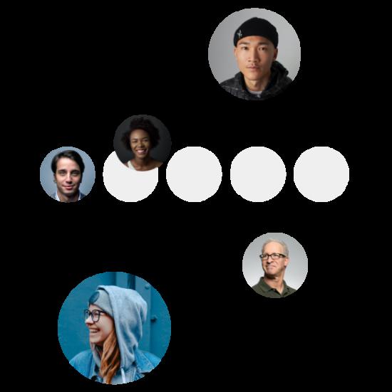 Build interdisciplinary testing teams