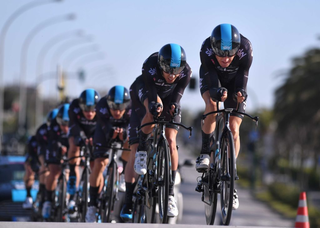 We're helping Team Sky with their first open innovation challenge