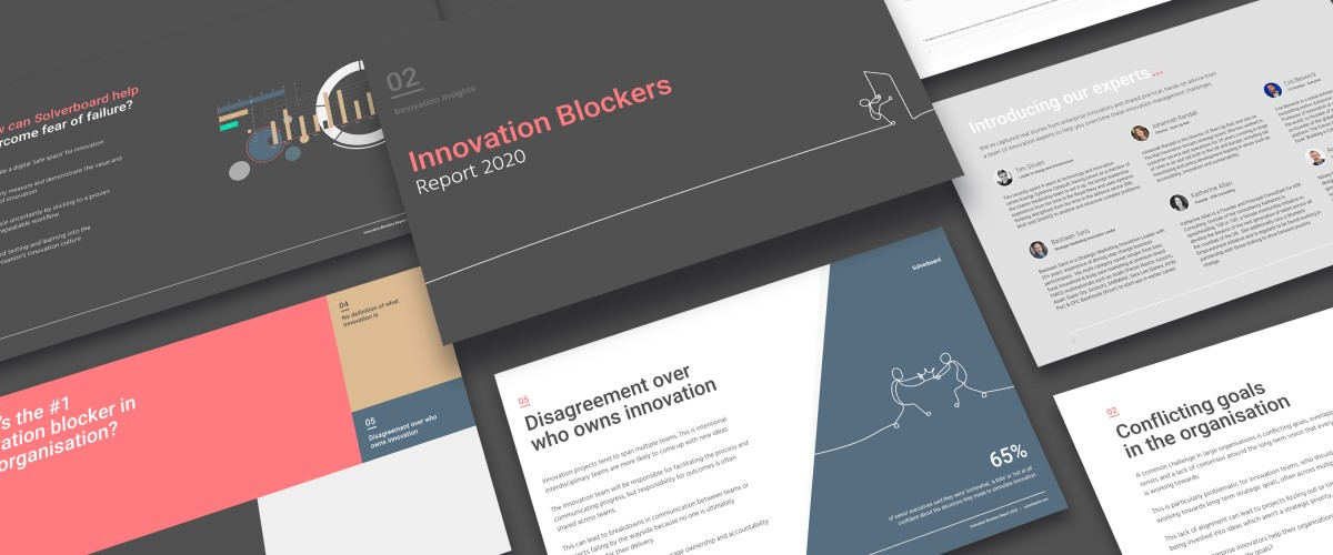 Innovation Blockers Report 2020