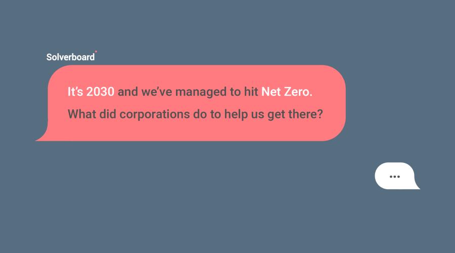 Net Zero 2030 slideshare