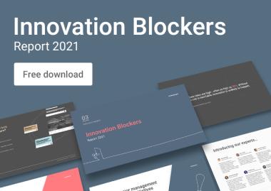 Innovation Blockers Report 2021